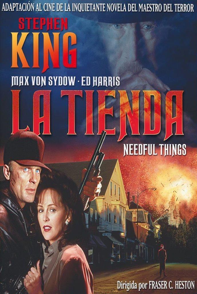 La tienda de Stephen King