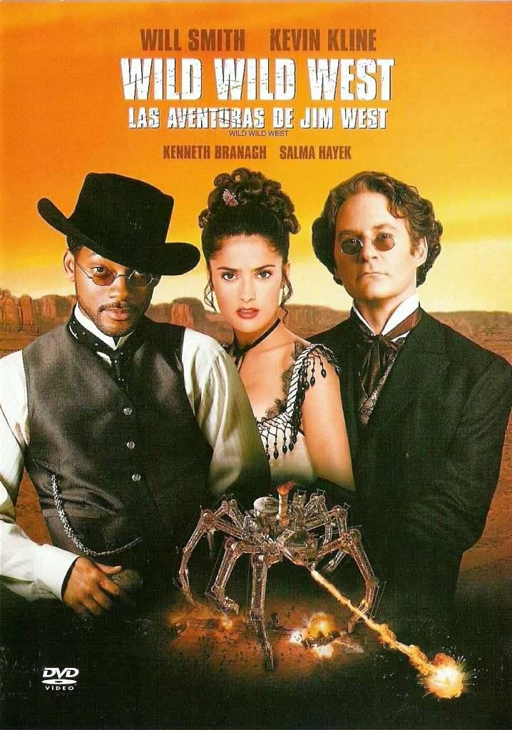 Las Aventuras de Jim West