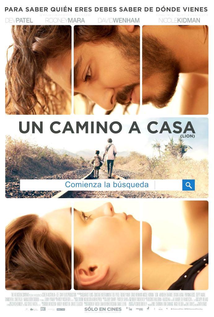 Un camino a casa (2016) HD 1080p Latino