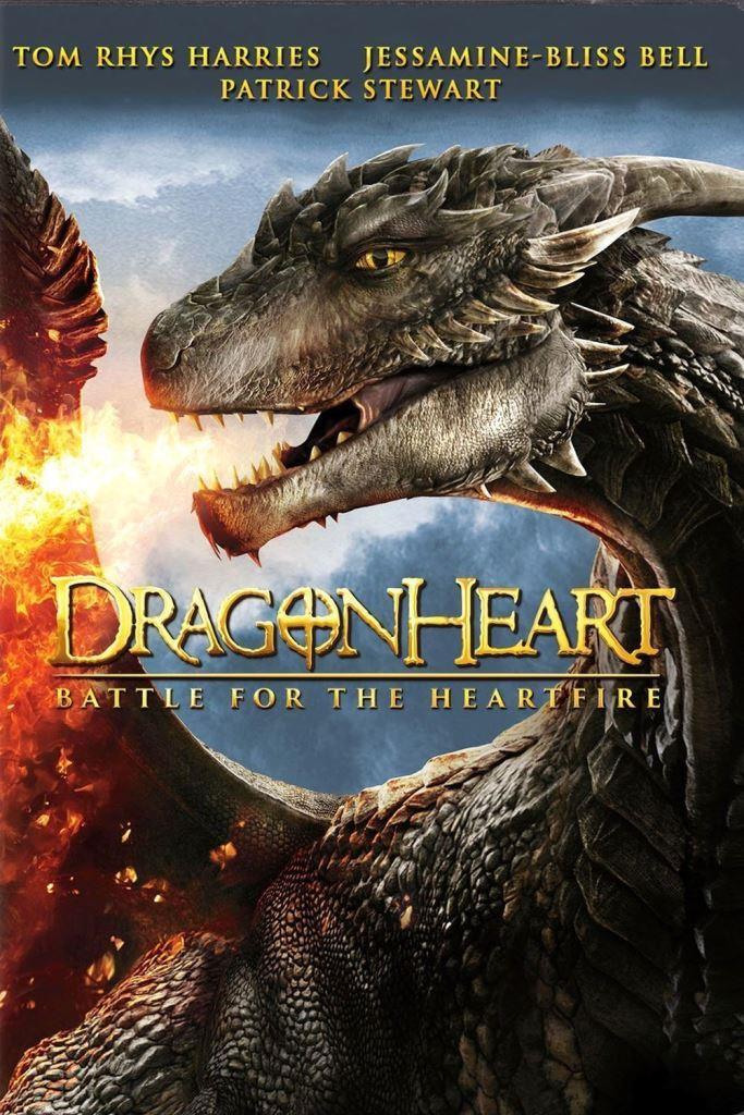 Dragonheart 4: Corazón de fuego (2017) HD 1080p Latino