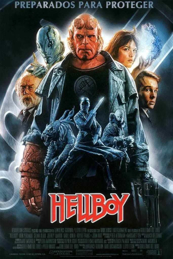 Hellboy (2004) HD 1080p Latino