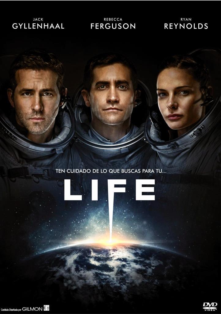 Life: Vida inteligente (2017) HD 1080p Latino