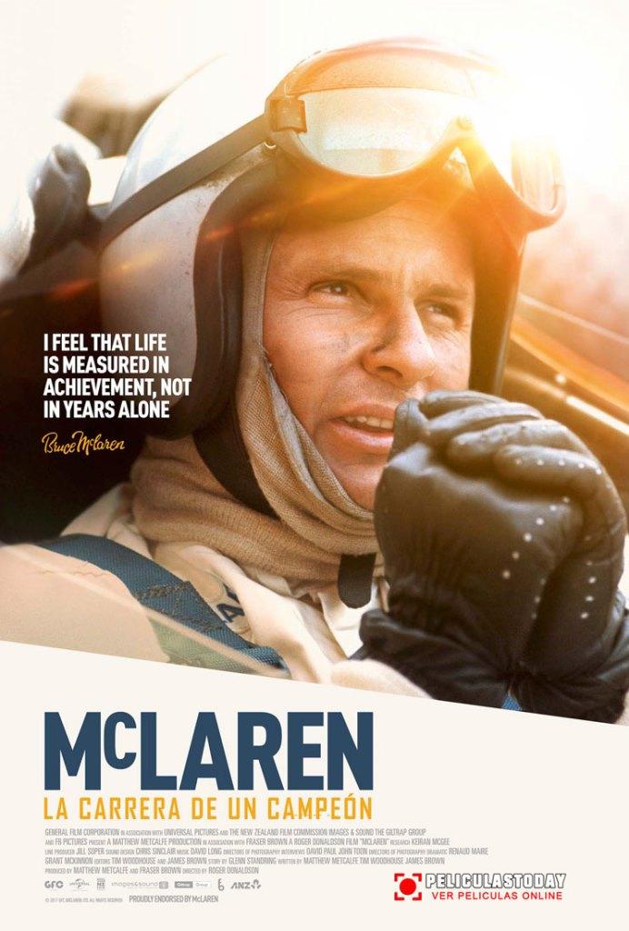 McLaren: La carrera de un campeón