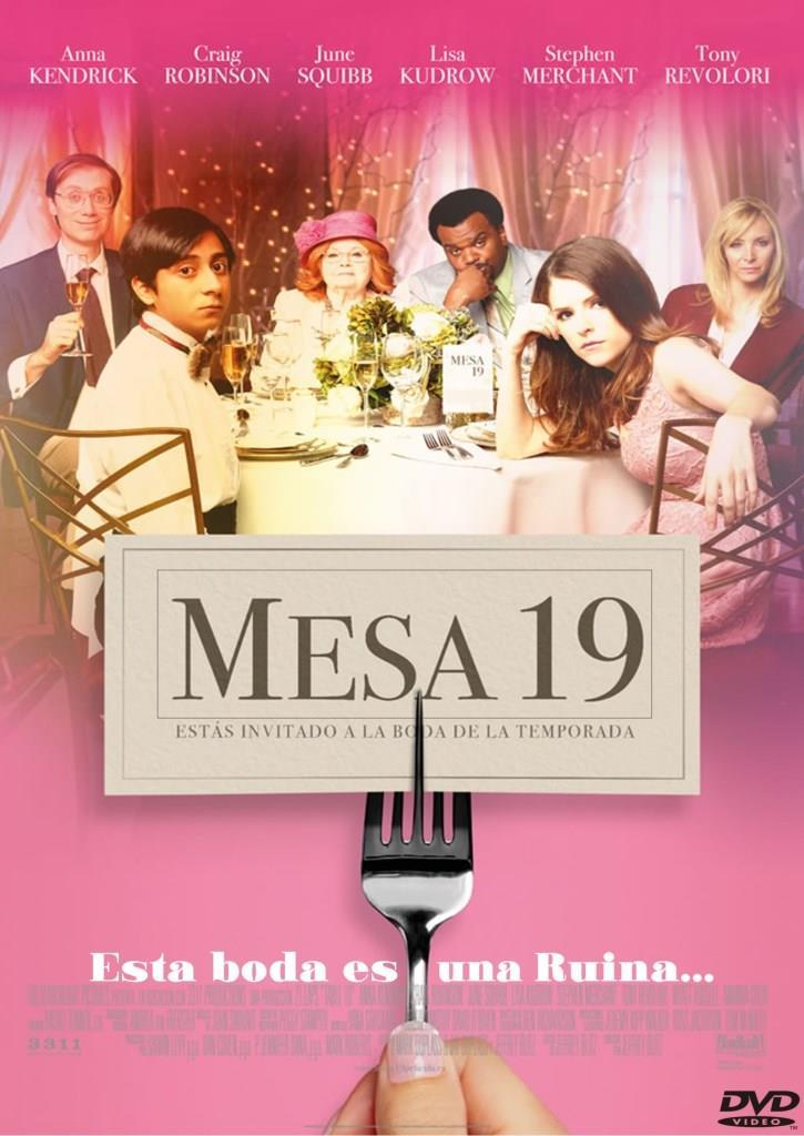 Mesa 19 (2017) HD 1080p Latino
