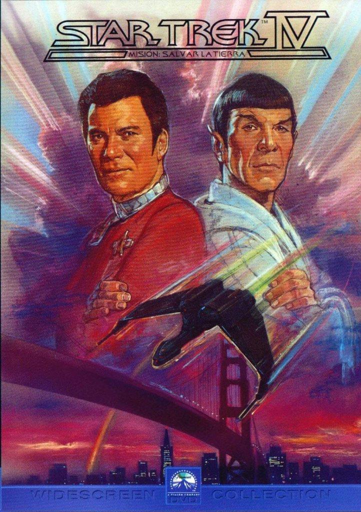 Star Trek IV: Misión salvar la Tierra (1986) HD 1080p Latino