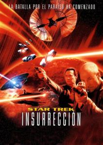 Star Trek IX: Insurrección (1998) HD 1080p Latino