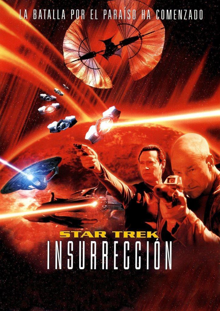 Star Trek IX: Insurrección (1998) HD 1080p Latino