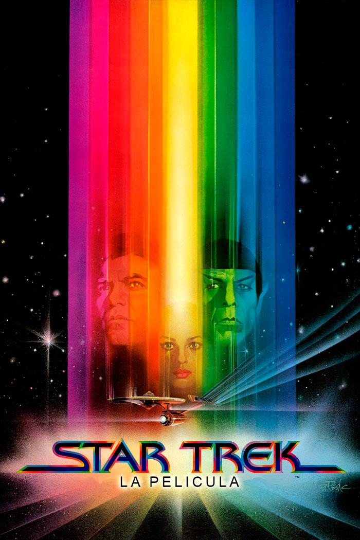 Star Trek: La película (1979) HD 1080p Latino