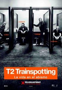 T2 Trainspotting: La vida en el abismo (2017) HD 1080p Latino