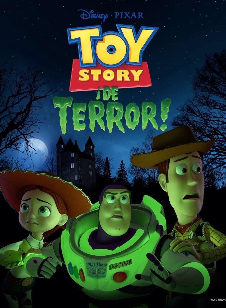 Toy Story ¡Terror! (2013) HD 1080p Latino