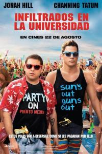 Infiltrados en la universidad (2014) HD 1080p Latino