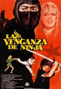 La venganza del Ninja (1983) HD 1080p Latino