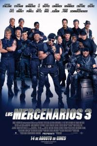 Los mercenarios 3 (2014) HD 1080p Latino
