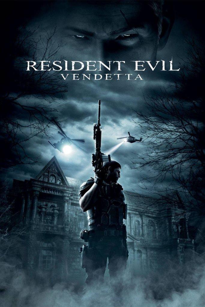 Resident Evil: Vendetta (2017) HD 1080p Latino