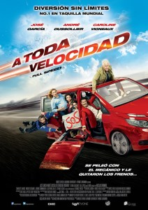 A toda velocidad (2016) HD 1080p Latino