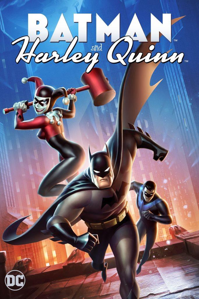 Batman y Harley Quinn (2017) HD 1080p Latino