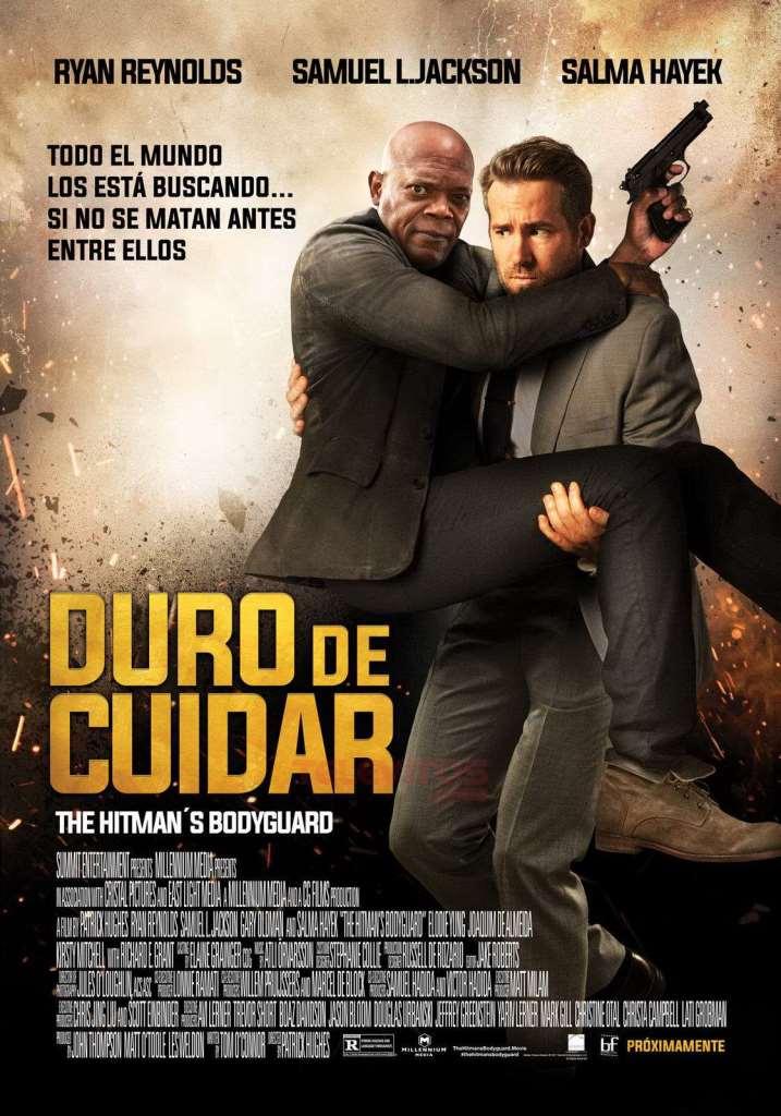 Duro de cuidar (2017) HD 1080p Latino