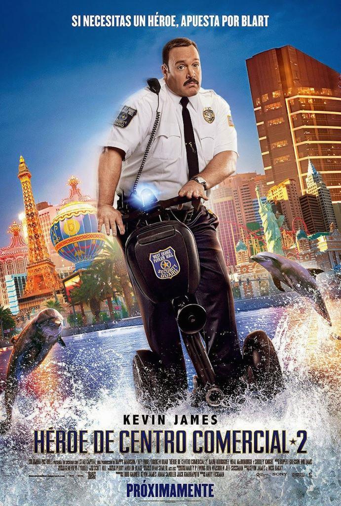 Héroe de centro comercial 2 (2015) HD 1080p Latino