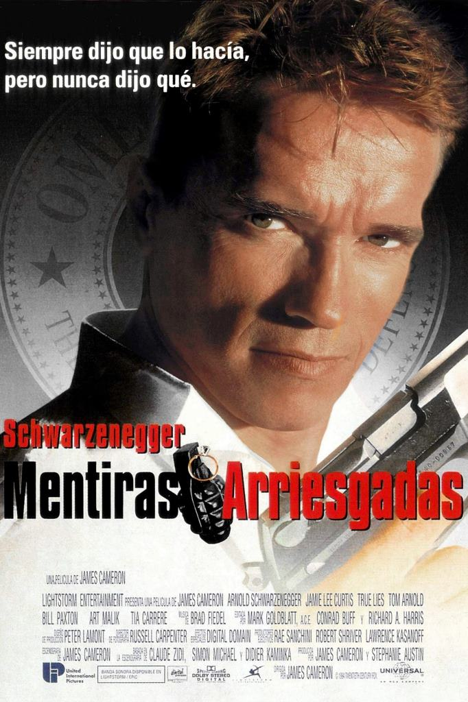 Mentiras arriesgadas (1994) HD 1080p Latino