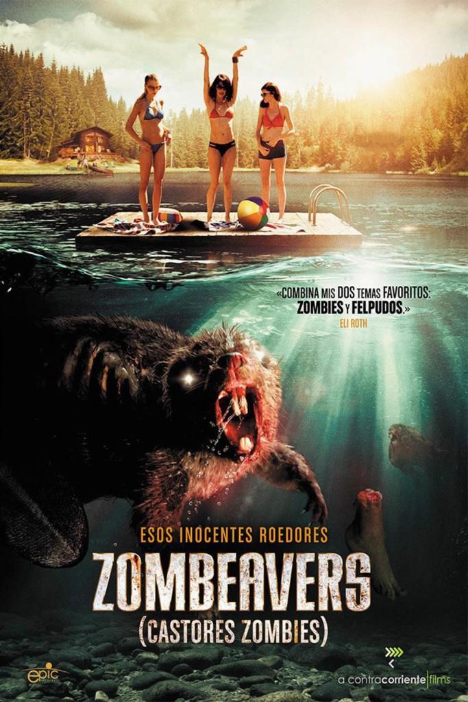 Castores zombies (2014) HD 1080p Latino