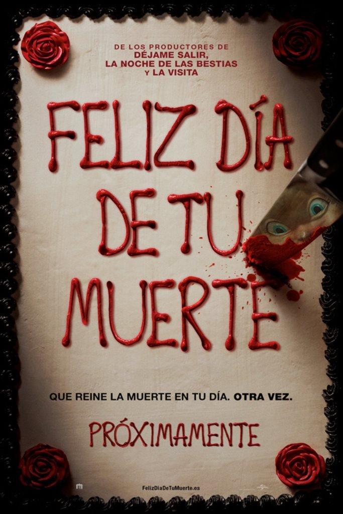 Feliz día de tu muerte (2017) HD 1080p Latino