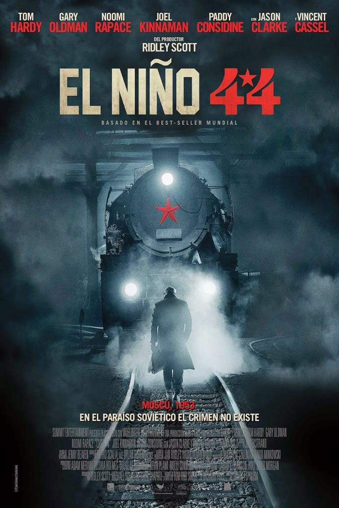El niño 44 (2015) HD 1080p Latino