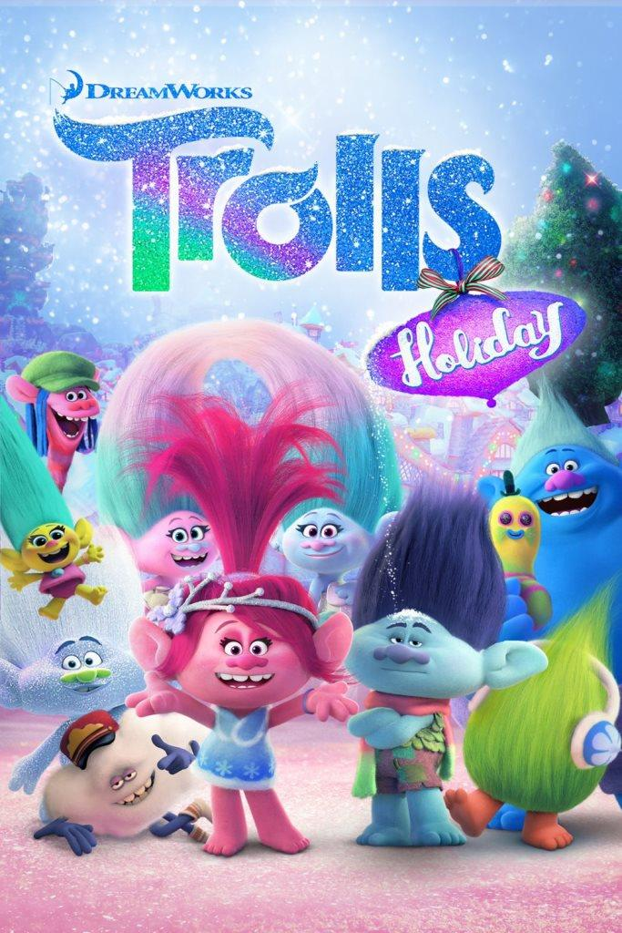 Trolls vamos a festejar (2017) HD 1080p Latino
