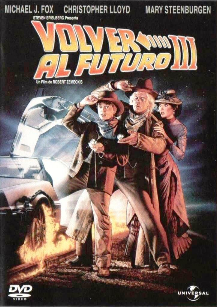 Volver al futuro 3 (1990) HD 1080p Latino