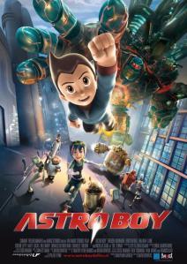 Astro Boy (2009) HD 1080p Latino