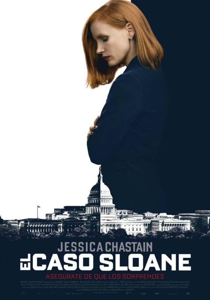El caso Sloane (2016) HD 1080p Latino