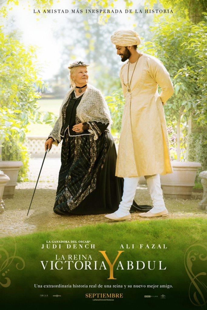 La reina Victoria y Abdul (2017) HD 1080p Latino