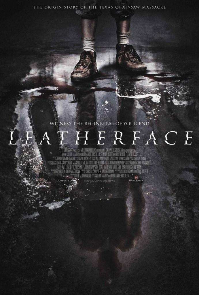 Leatherface: La mascara del terror (2017) HD 1080p Latino