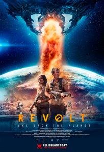 Revolt (2017) HD 1080p Castellano