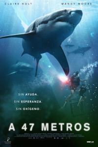 A 47 metros (2017) HD 1080p Latino