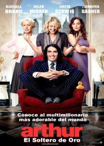 Arthur, el soltero de oro (2011) DVD-Rip Latino