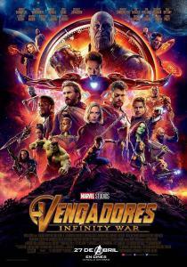 Los vengadores: Infinity war (2018) HD 1080p Latino
