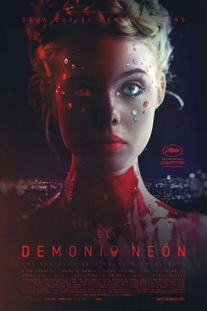 El demonio neón (2016) HD 1080p Latino