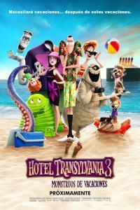 Hotel Transilvania 3: Unas vacaciones monstruosas (2018) HD 1080p Latino