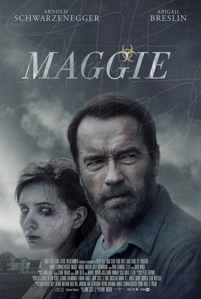 Maggie (2015) HD 1080p Latino