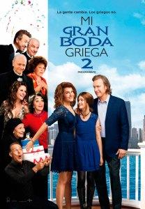 Mi gran boda griega 2 (2016) HD 1080p Latino