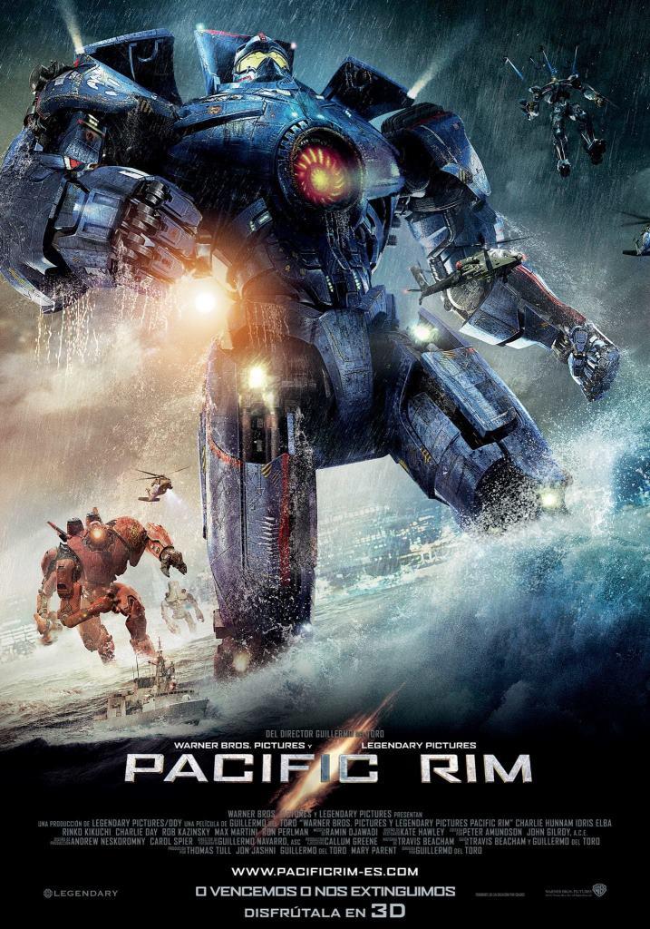 Titanes del Pacífico (2013) HD 1080p Latino