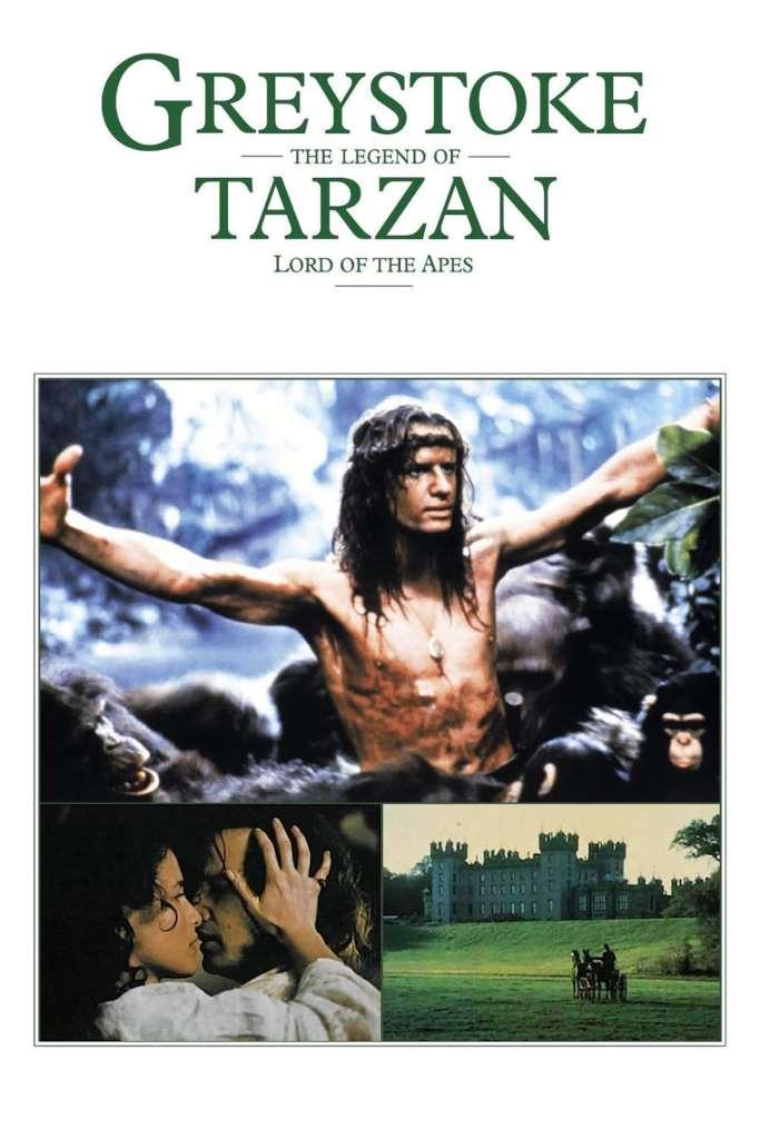 Greystoke: La leyenda de Tarzán, el rey de los monos