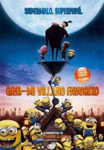 Gru: Mi villano favorito (2010) HD 1080p Latino