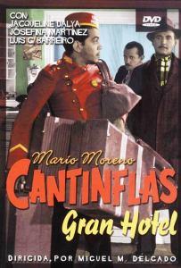 Cantinflas Gran Hotel