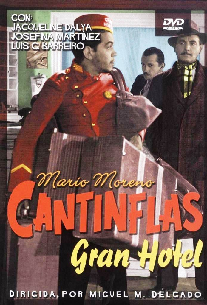 Cantinflas Gran Hotel