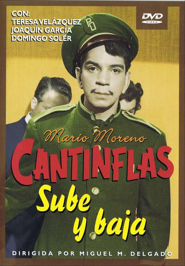 Cantinflas Sube y baja