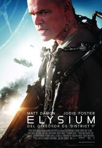Elysium (2013) HD 1080p Latino