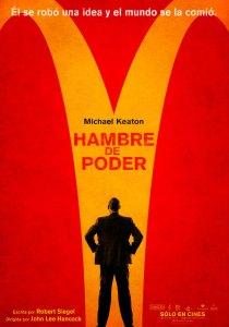 Hambre de Poder (2016) HD 1080p Latino