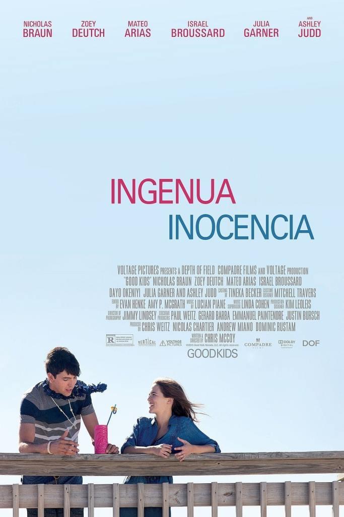 Ingenua inocencia (2016) HD 1080p Latino