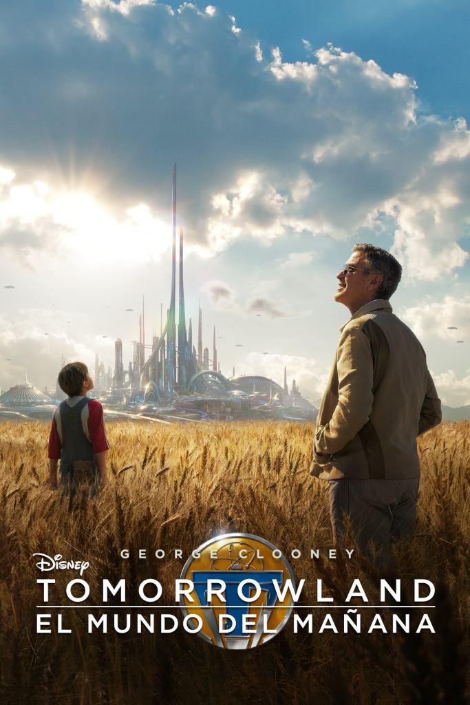 Tomorrowland: El mundo del mañana (2015) HD 1080p Latino
